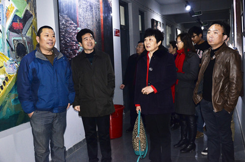 1126文化促进会领导视察 刘松培 摄_副本.jpg